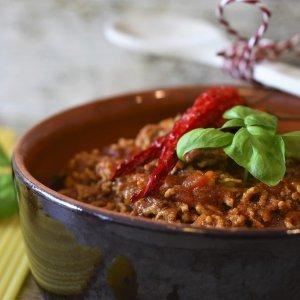 bolognese, meat sauce, macaroni